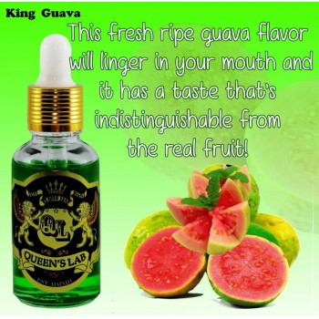 King Guava Queens Lab 30ml