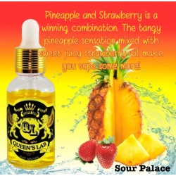 Sour Palace Queens Lab 30ml