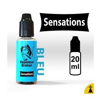 Le Bleu sensations Le vapoteur Breton 20ml