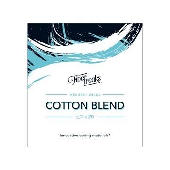 Sachet Cotton Blend -20 meches- Fiber Freaks