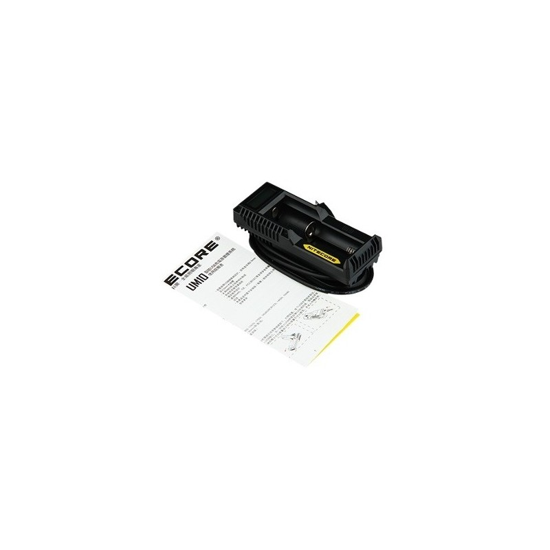 Intellicharger UM10 LCD Li-ion Nitecore