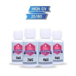 Base DIY 125ml 20/80 04mg The Fuu