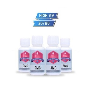 Base FUU 80VG / 20PG 125ml 00mg