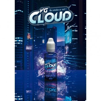 Tsunami Savourea VG Cloud 30ml