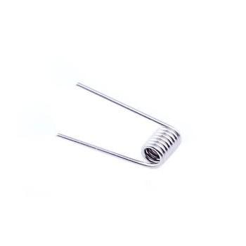 Coils Nickel pré-tournés par 10 / 0.3mm / 0.1ohm Thunderhead