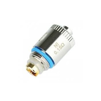 Pack de 5 resistances TC 0.15 ohms Ni GS Air Eleaf