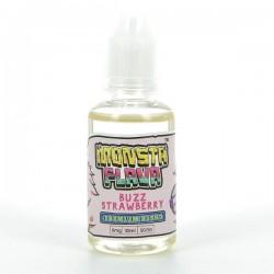 Buzz Strawberry Monsta Flava 30ml