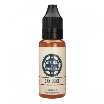 OAK Juices Atelier du Vapoteur 20ml