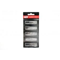 Blister de 10 Coils pré fabriquées Double Twisted Coil Kanthal A1 26GA 2 Wires, ID2.8 x 0.5ohm Youde Tech