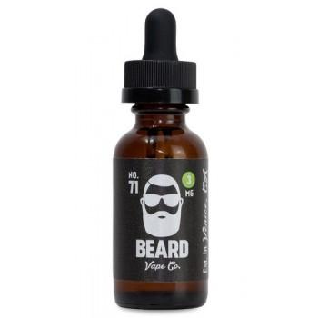 No71 Beard Vape 30ml