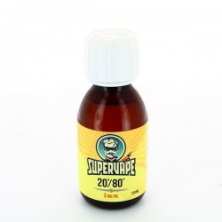 Base 120ml 20/80 03mg SuperVape