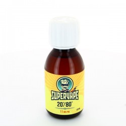 Base 120ml 20/80 11mg SuperVape
