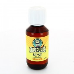 Base 120ml 50/50 00mg SuperVape