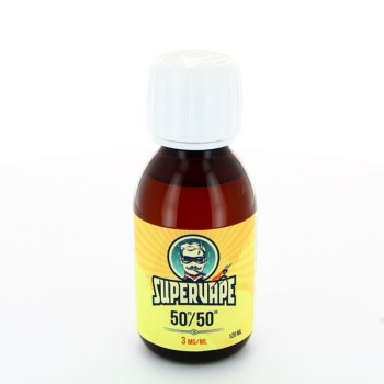 Base 120ml 50/50 03mg SuperVape