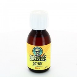 Base 120ml 50/50 06mg SuperVape