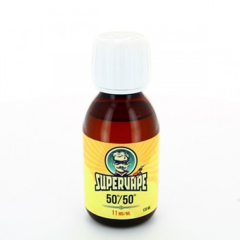 Base 120ml 50/50 11mg SuperVape