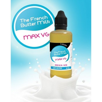 The French Butter Milk 60ml