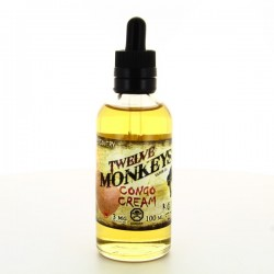 Congo Custard 12Monkeys 100ml 03mg
