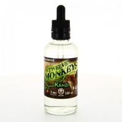 Kanzi 12Monkeys 100ml 03mg