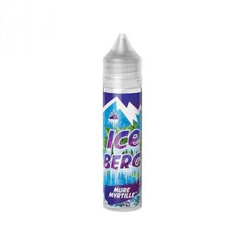 Mûre Myrtille Iceberg O'Juicy 50ml 00mg