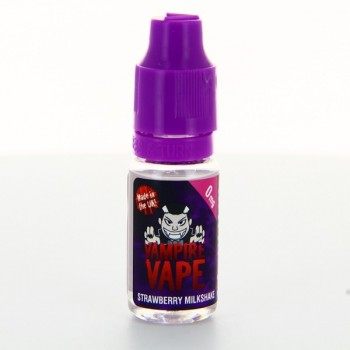 Strawberry Milkshake Vampire Vape 10ml