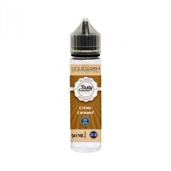 Creme Caramel Tasty Collection Liquidarom 50ml 00mg