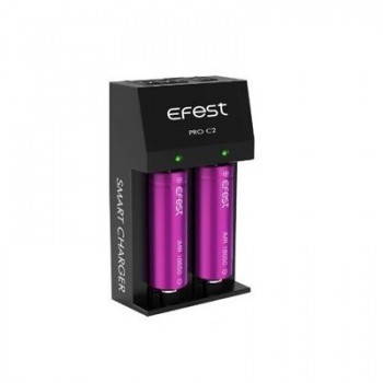 Efest Pro C2 Battery Charger