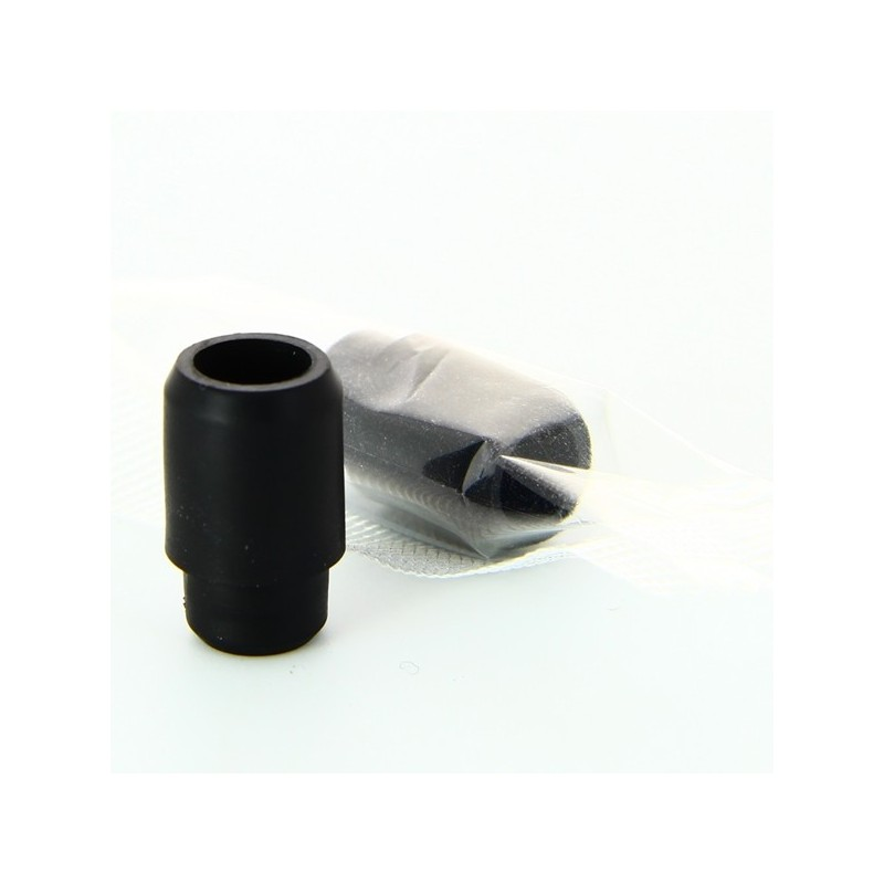 Drip jetable silicone Noir