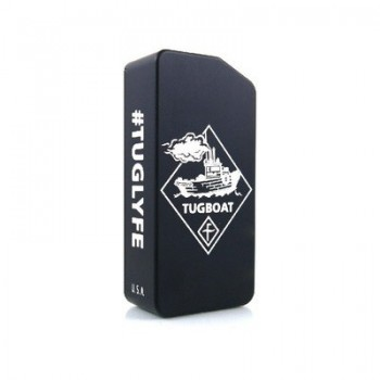 Tuglyfe Non Régulée Box Mod V2 Noir Flawless Distribution