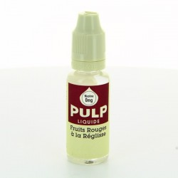 Fruits Rouges Reglisse PULP 20ml