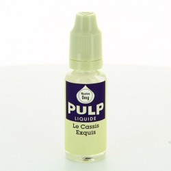 Cassis Exquis PULP 20ml