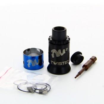 Twisted Messes RDA V2 Noir CompVap