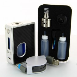 Kit Halcyon DNA 200 + Dripper Malstrom Lost Vape