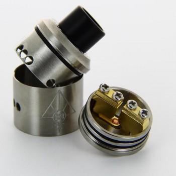 Goon RDA Custom Vape Silver