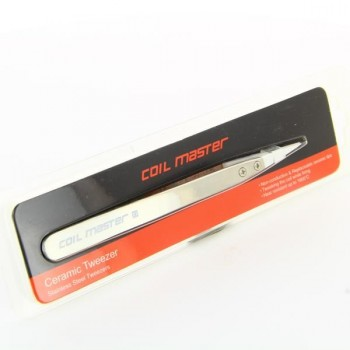 Pince Ceramic SS Coil Master