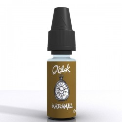 Oclock Karamel flavor 10ml Terrible Cloud
