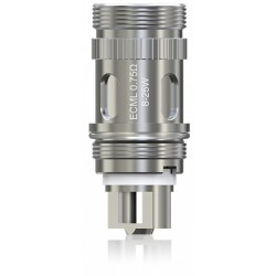 Pack de 5 ECML 0.75ohms Eleaf