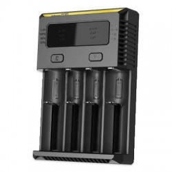 Intellicharger New i4 V2 Li-ion Nitecore