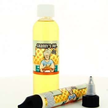 Granny's Pie Peach Cobbler 120ml 3mg