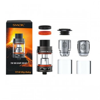 TFV8 Big Baby Beast 5ml Noir Smoktech