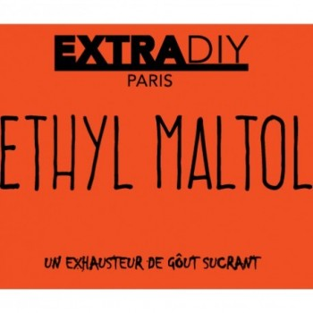 Ethyl Maltol Additifs Extradiy Extrapure 10ml