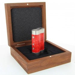 Dani Box Stabwood Reddish 03