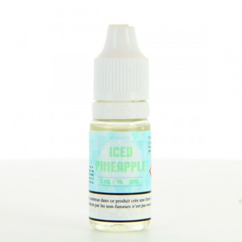 Iced Pineapple Vapor Factory 10ml