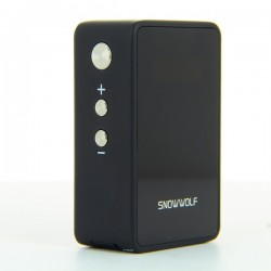 SnowWolf Mini Plus 80W Noir Sigelei