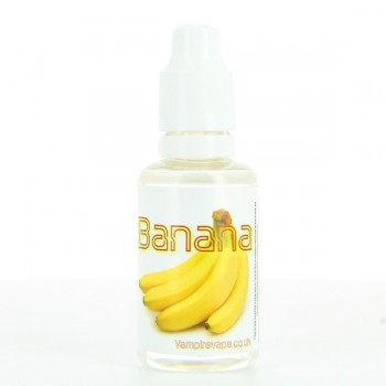 Banana Concentre Vampire Vape 30ml