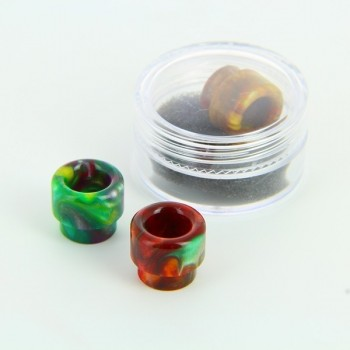 Drip Tip Epoxy Resine Twisted Messes