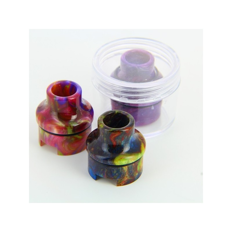 goon rda 24 epoxy resin drip tips adns. Black Bedroom Furniture Sets. Home Design Ideas