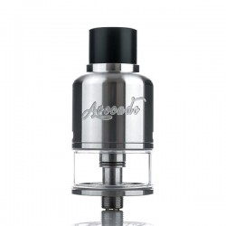 Avocado 24 RDTA Bottom Airflow Silver Geek Vape
