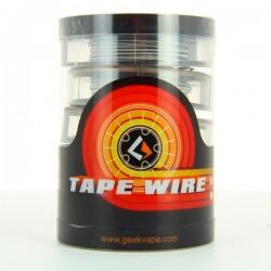 Kanthal A1 Flat Clapton Wire Ribbon (26GAx18GA)+32GA 3m Geek Vape