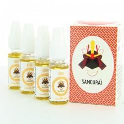 Samourai Edo 4X10ml